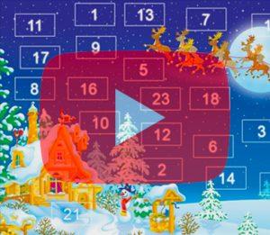 Julkalender lucka #1 – Porträttet